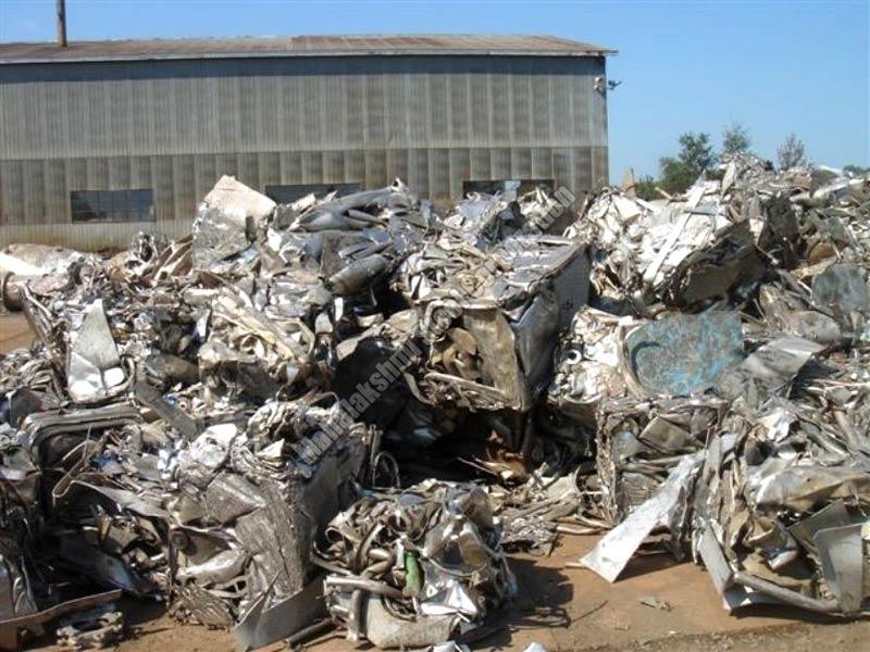 Stainless Steel Scrap Stainless Steel Scraps