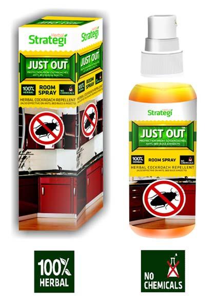 Herbal cockroach ants bedbug repellent 100 ml ebay