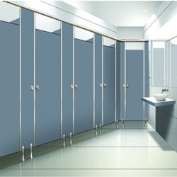 buy high quality hpl toilet partition system from design space office systems id 1248058