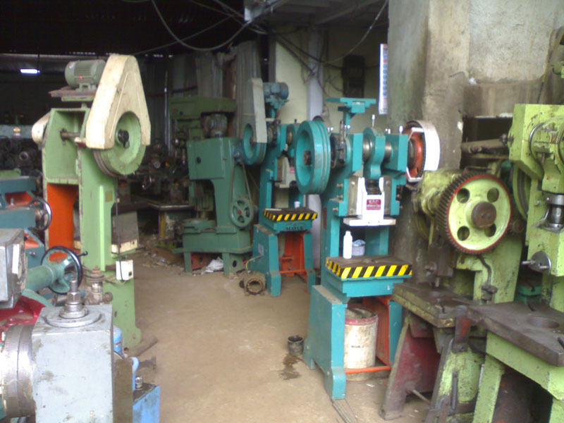 secondhand machine