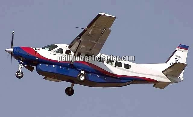 Plane Charter Services Offered By Patliputra Air Charter Pvt Ltd New Delhi