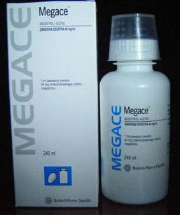 Products - Buy Megace Megestrol Acetate Tablet (40mg) from