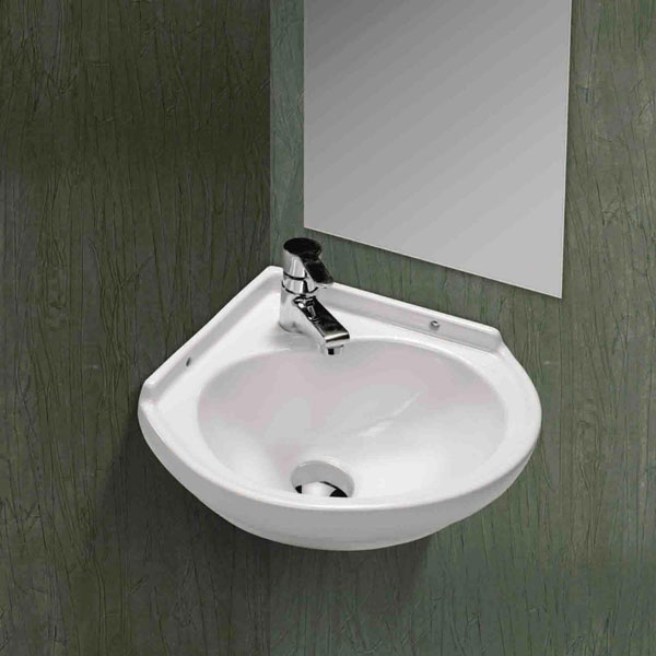 Corner Washbasins : ... exporter and supplier of corner wash basin the corner wash basin