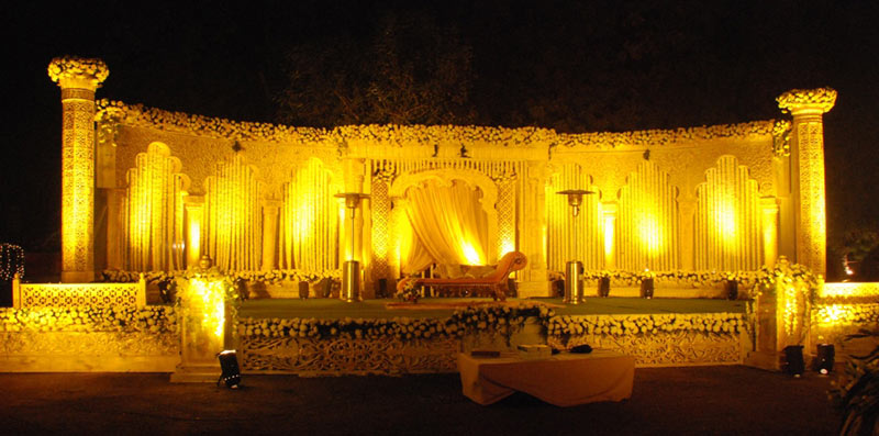 Products Buy Fiber Wedding Stages From Ali Art India Saharanpur India Id 576327