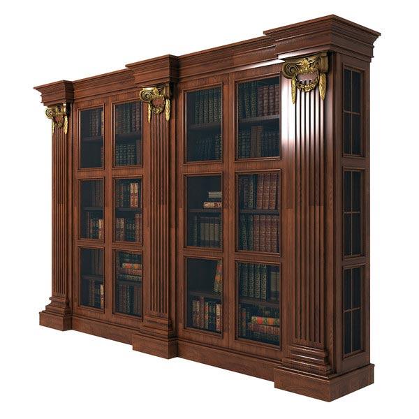 Buy Vintage Wooden Bookshelves From Rk Furniture Designs