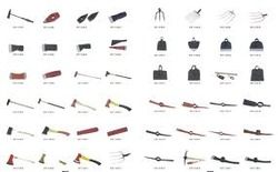 Agricultural tools manufacturer manufacturer from mandvi for Gardening tools online in india