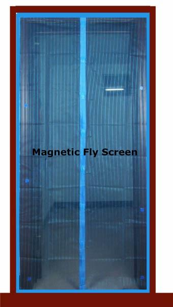 Soft Furnishing Bedroom Door Screen, Magnetic Door Curtain Screen ...