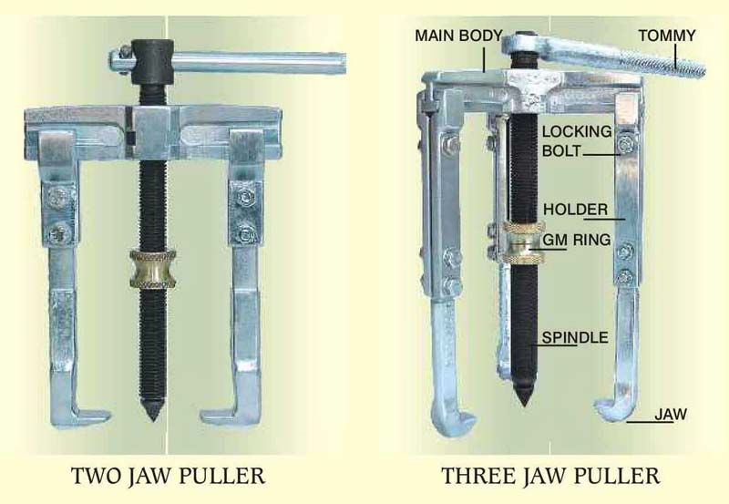 Bearing Puller Price In India : Buy mechanical jaw puller from masko tech engineers
