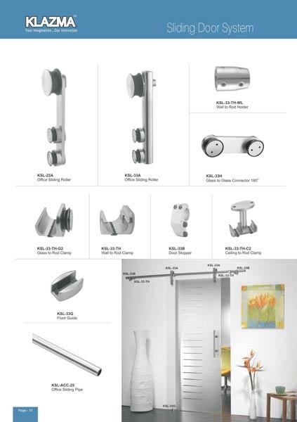 Products Sliding Door System Manufacturer Manufacturer