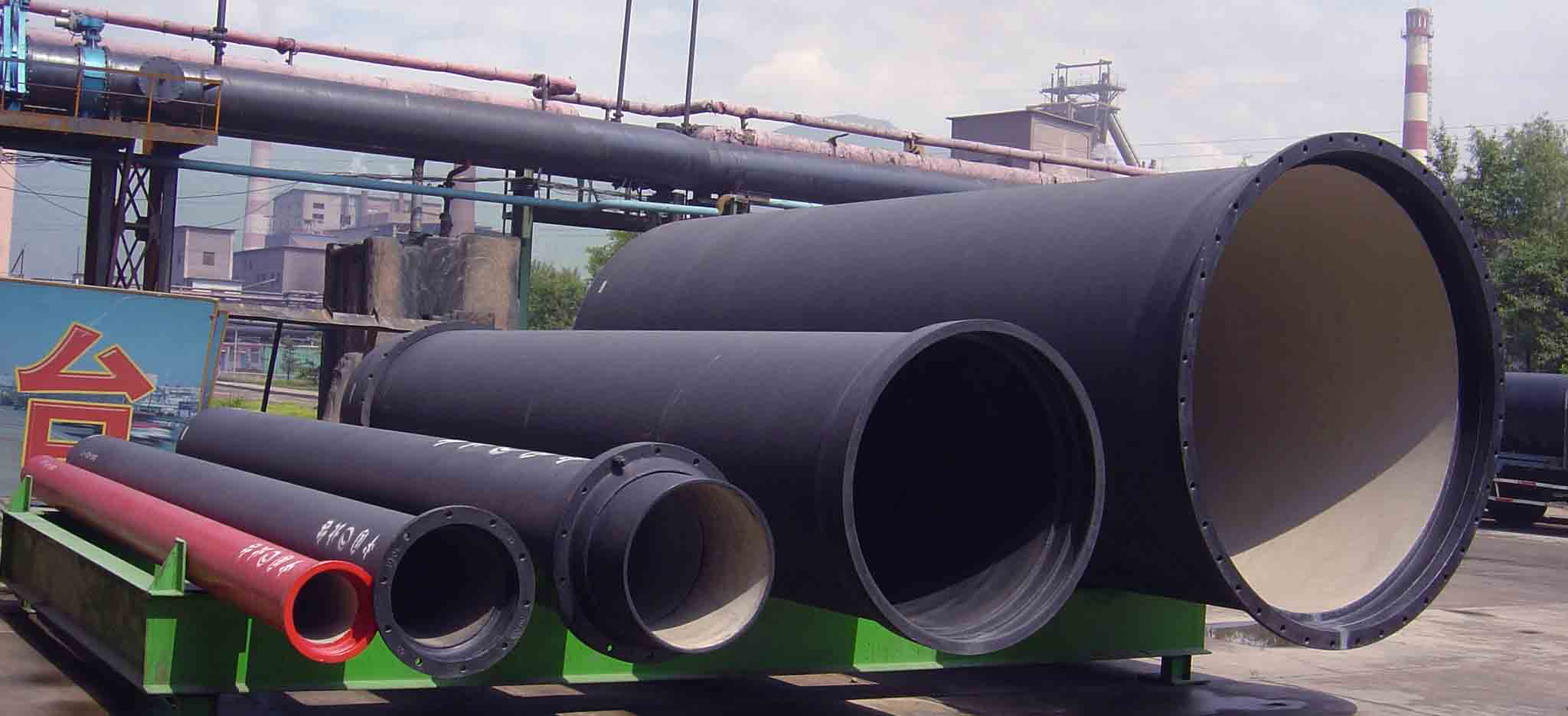 Products ductile iron pipes pipe fittings