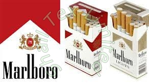 Cigarettes Marlboro brand in California