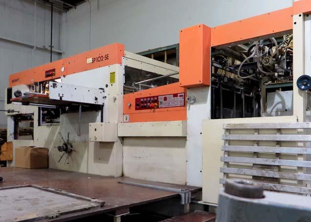 Used Bobst Die Cutting Machine Manufacturer & Manufacturer from ...