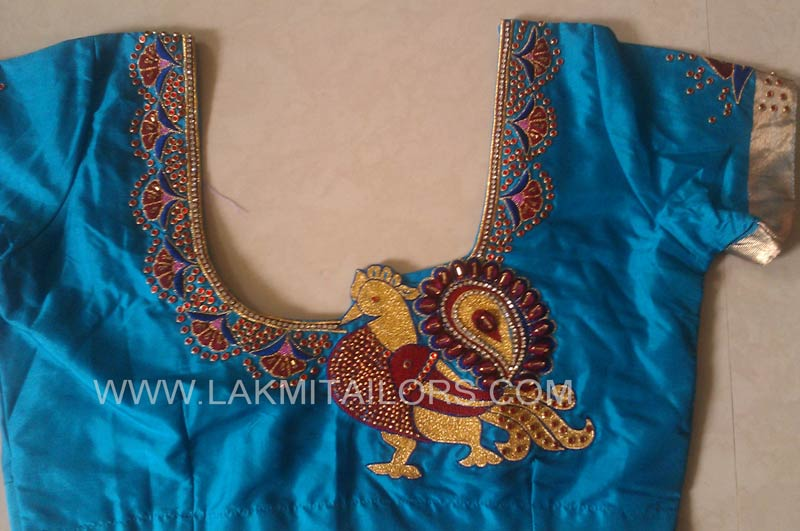 Embroidery Blouses Manufacturer In Tamil Nadu India By
