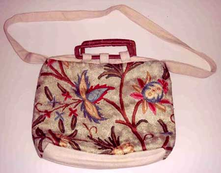 Embroidered Bags-bag - 02 (Bag - 02)