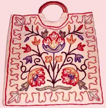 Embroidered Bags-bag - 04 (Bag - 04)