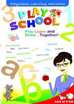 Pre School Pamphlet Designing in Offered by Insight Managment ...