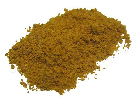 curry powder production line