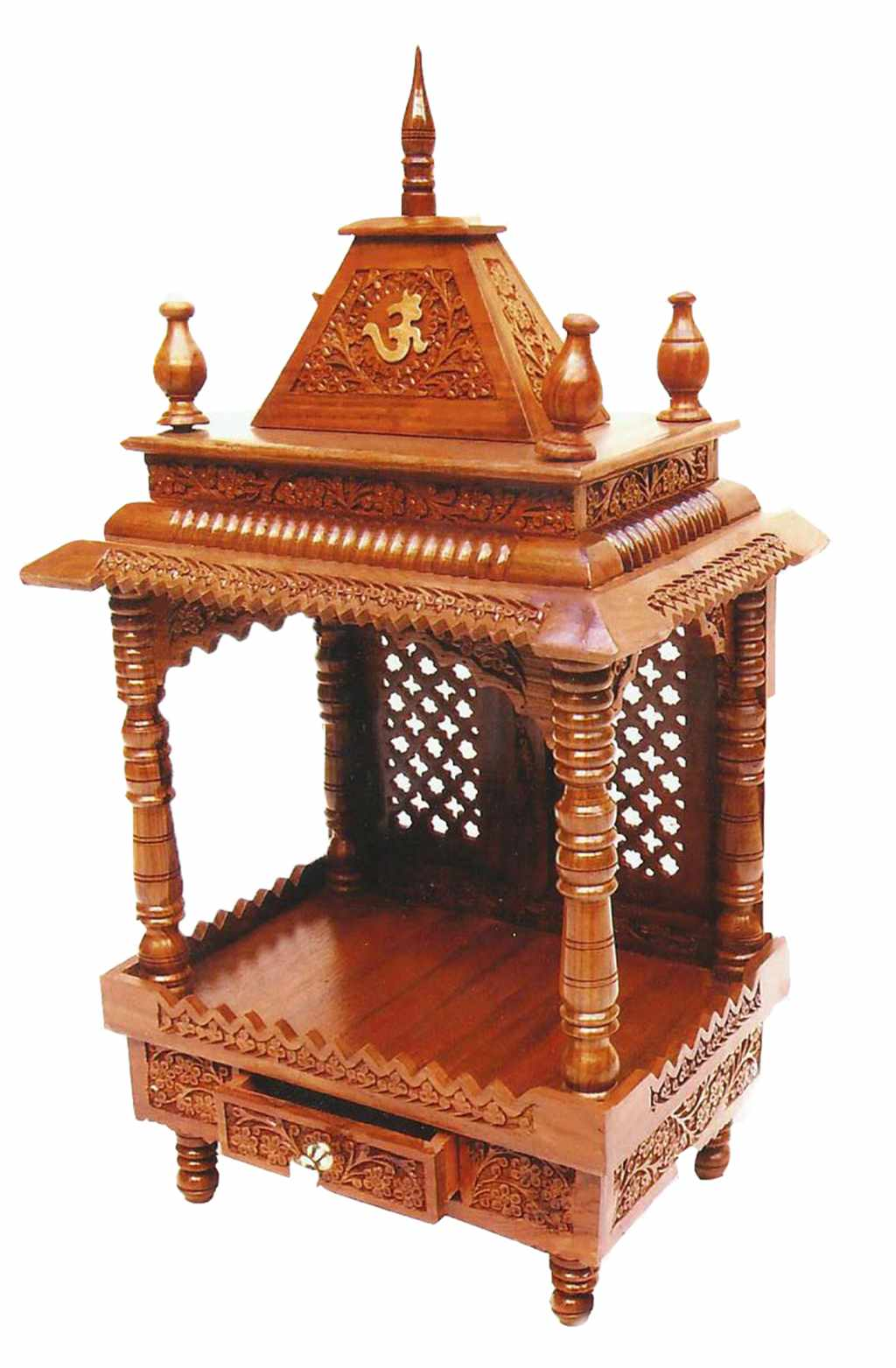 Products Sheesham Wood Temple Manufacturer Manufacturer From India Id 1002409