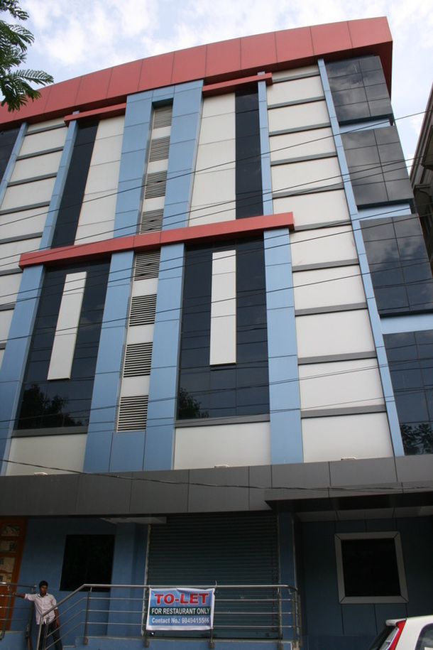 Acp Cladding Details : Services acp cladding work from hyderabad telangana