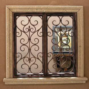 Iron Windows Designs Home