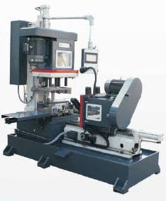 multi spindle machine