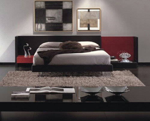 Buy wooden modular beds from taneja furniture carbon for Modular furniture bed