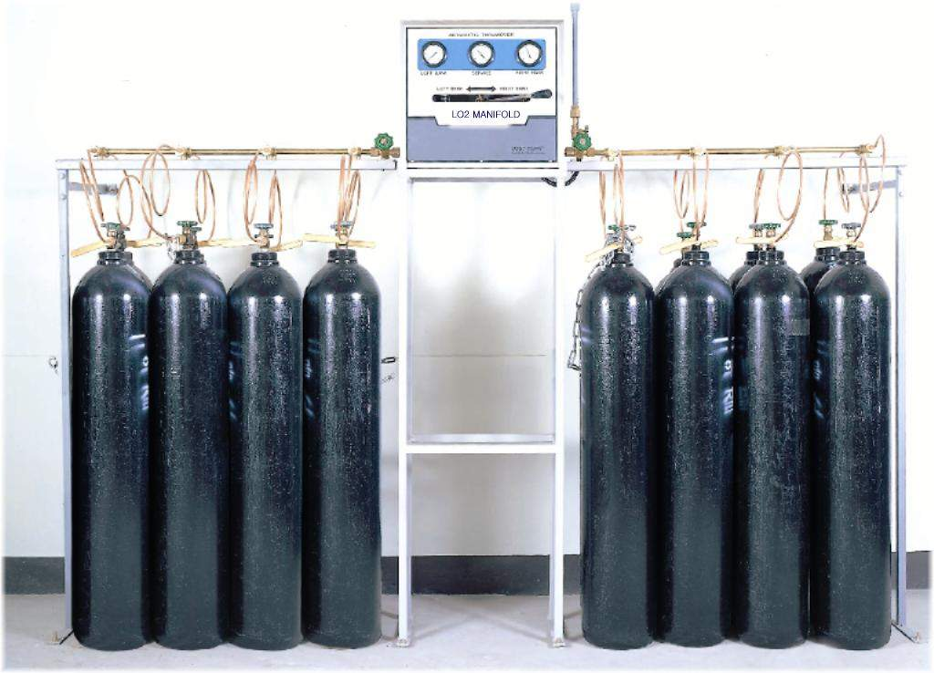 Products medical gas manifold manufacturer