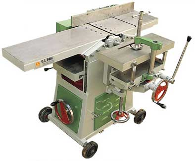 Buy Multipurpose Wood Working Machine from G S Paik ...