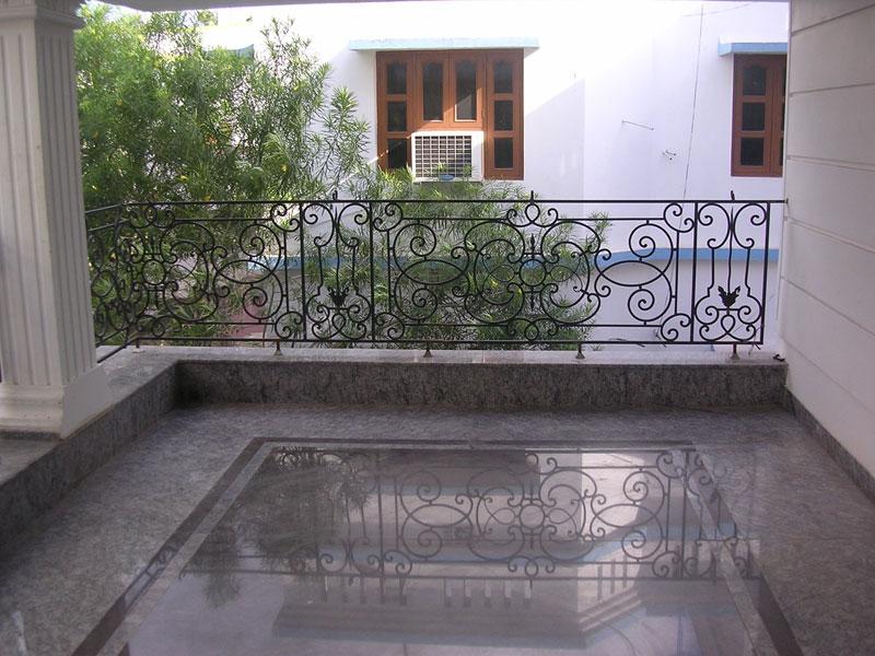 Buy balcony railing metallica india from metallica for Design of balcony railings in india