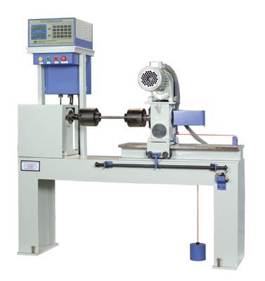 torsional testing machine