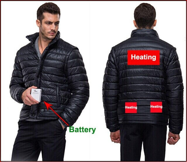 Ultralight Down Jacket Men