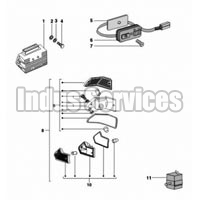 Electric Indicator Assembly