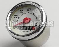 Speedometer V50 Round KMPH