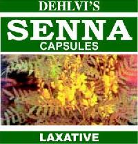 Senna Capsules