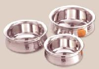 Stainless Steel Handi Set - Vikas Metal Industries