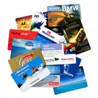 Plastic Cards - Manufacturer, Exporters and Wholesale Suppliers,  Delhi - CREATION TECHNICS INDIA