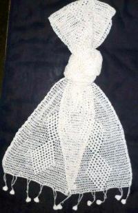Handmade Crochet Scarves