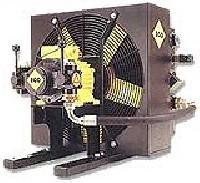 No-power Air Oil Cooler Filter Unit