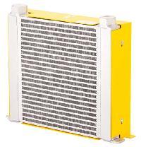 Ah Series Plate Fin Air Cooled Oil Cooler