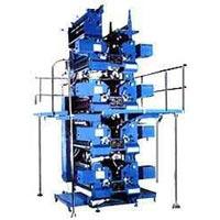 Vertical Web Offset Printing Press