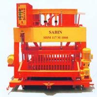 Hydraulic Egg Laying Block Machine - Shm 105 M 860 Special..
