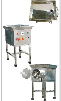 Herbs Grinding Machine