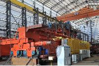 steel plants equipment