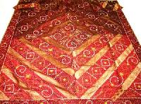 Silk Velvet Bed Cover