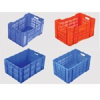 Plastics Crates In Foods & Vegetable Series