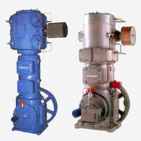 Vertical Water Cooled Air Compressors