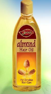 Jains Almond Hair Oil
