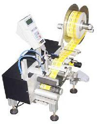 Semi Automatic Labelling Machines