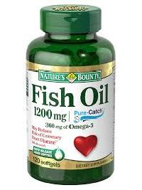 Fish oil supplier