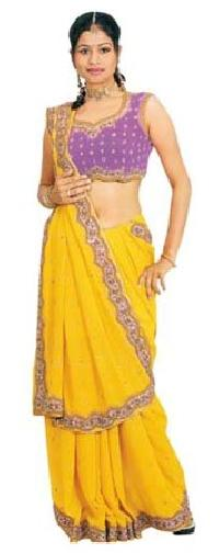Ladies Saree (Embroidery)